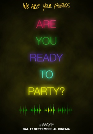 We Are Your Friends 700x1000