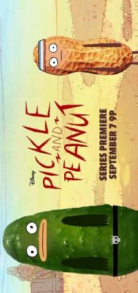 Gurke & Peanut poster