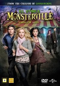 R.L. Stine's Monsterville: Cabinet of Souls poster