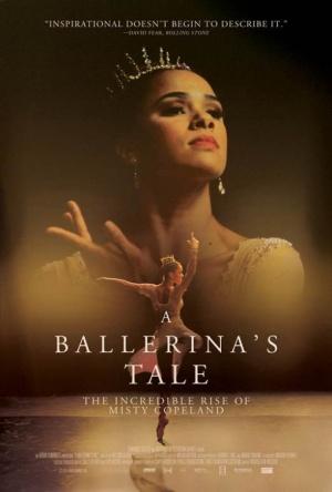 A Ballerina's Tale 510x755