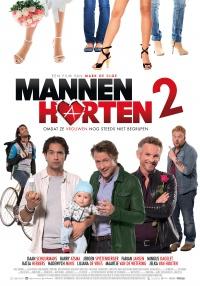 Mannenharten 2 poster