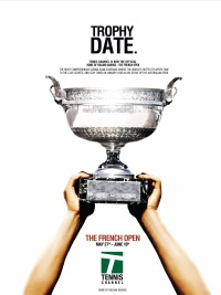 French Open Live 2015 poster