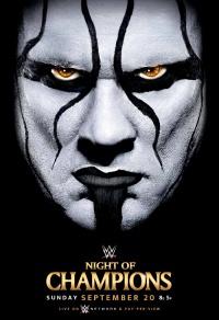 WWE Night of Champions poster