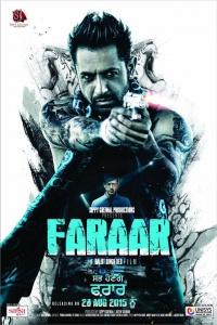 Faraar poster