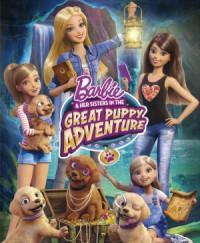 Barbie und ihre Schwestern in: Das grosse Hundeabenteuer poster
