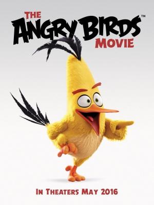 Angry Birds - La Película 1000x1334