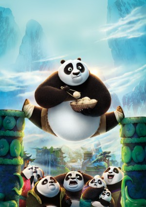 Kung Fu Panda 3 5300x7500