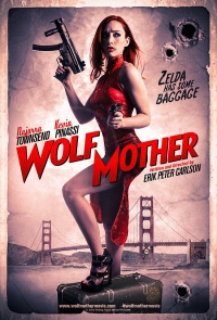 Wolf Mother poster