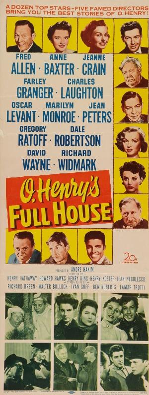 O. Henry's Full House 1104x2911