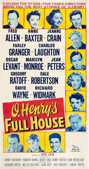 O. Henry's Full House 1583x3000