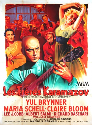 The Brothers Karamazov 1183x1600