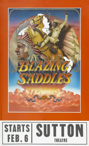 Blazing Saddles 1774x2907