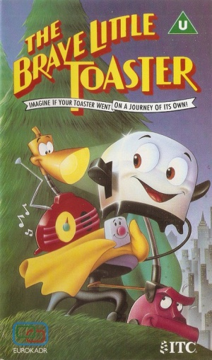 The Brave Little Toaster 460x781
