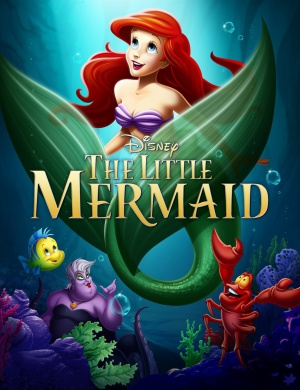 The Little Mermaid 1063x1382