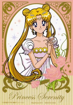 Sailor Moon - Das Mädchen mit den Zauberkräften 2072x2966