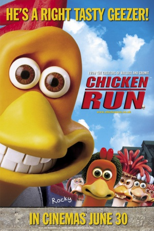 Chicken Run 1000x1500