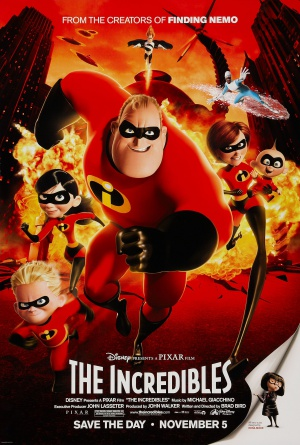 The Incredibles 1997x2965