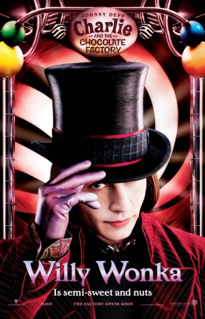 Charlie and the Chocolate Factory 644x1000