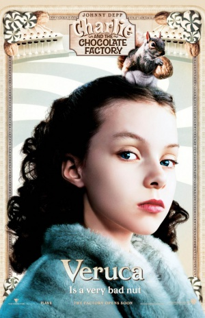 Charlie and the Chocolate Factory 645x1000