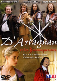 D'Artagnan i Trezj Muszkieterowie poster