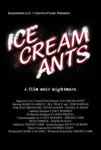 Ice Cream Ants poster