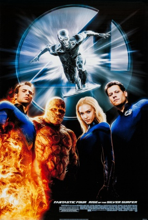 4: Rise of the Silver Surfer 2004x2967