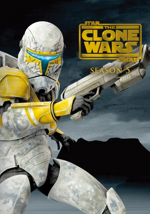 Star Wars: The Clone Wars 705x1000