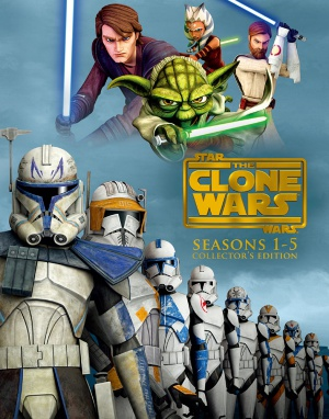 Star Wars: The Clone Wars 786x1000