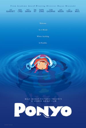 Ponyo: Das grosse Abenteuer am Meer 4050x6000