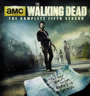 The Walking Dead 3025x3227