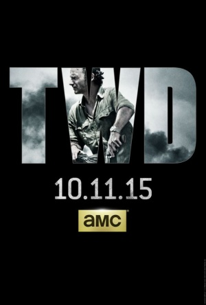 The Walking Dead 588x871