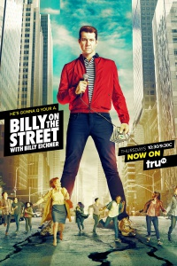 Funny or Die's Billy on the Street poster