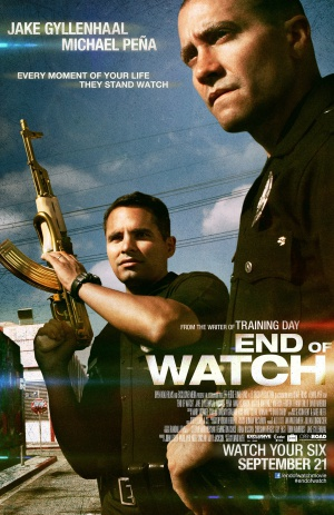 End of Watch 1327x2048