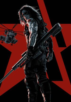 Captain America: The Winter Soldier 5211x7500