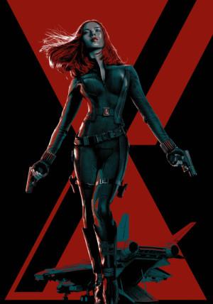 Captain America: The Winter Soldier 5254x7500