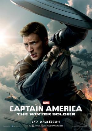 Captain America: The Winter Soldier 1984x2835
