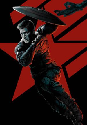 Captain America: The Winter Soldier 5246x7500