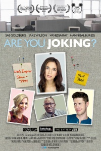 Are You Joking? poster