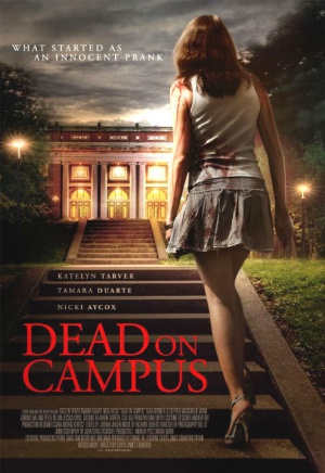 Dead on Campus 495x720