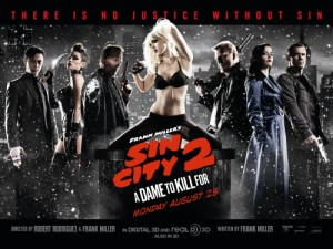 Sin City: A Dame to Kill For 5906x4429
