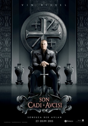 The Last Witch Hunter 3477x5000