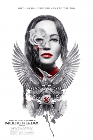 The Hunger Games: Mockingjay - Part 2 3333x5000