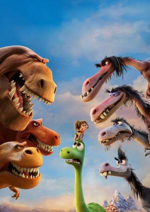 Добрий динозавр 2122x3000