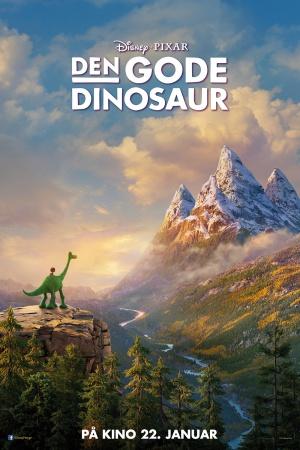 Добрий динозавр 1000x1500
