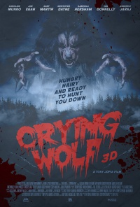 Crying Wolf 3D poster