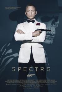 James Bond 007 - Spectre poster