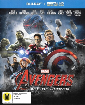 Avengers: Age of Ultron 1423x1749
