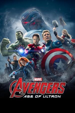 Avengers: Age of Ultron 1400x2100