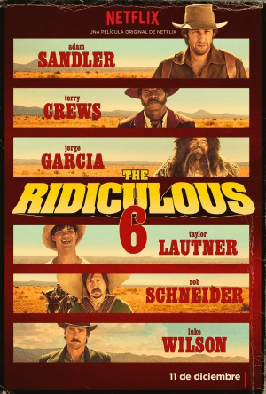 The Ridiculous 6 1013x1500