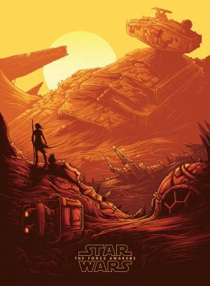 Star Wars: El despertar de la fuerza 2137x2905